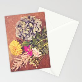 Floral Bunch Stationery Cards
