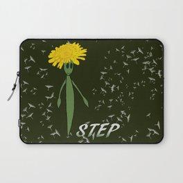Dandeliono Character poster (STEP) Laptop Sleeve