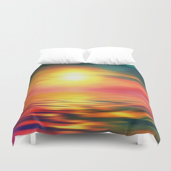Back to the Summer Duvet Cover