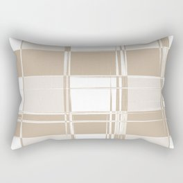I Liked Plaid Before Plaid Was Cool (Hipster Series) Rectangular Pillow