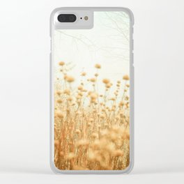 The Magic of Fog Clear iPhone Case