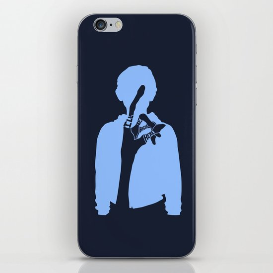 I'll Be Right Here -E.T. : The Extra-Terrestrial iPhone & iPod Skin