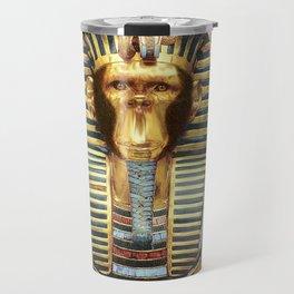 Tutanmonkey Travel Mug