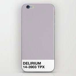 delirium iPhone Skin