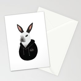 Waterloo the Rabbit Stationery Cards