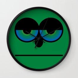 Mister Green Wall Clock