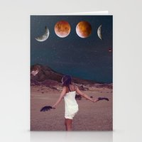 planets Stationery Cards featuring Planets by Cs025