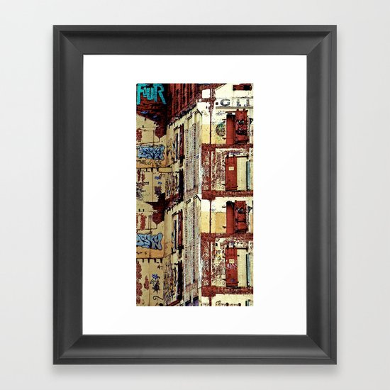 The Mill Framed Art Print