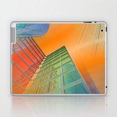 citylines -4- Laptop & iPad Skin