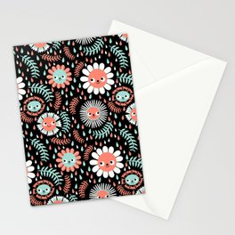 Aril Showers May Flowers Stationery Cards