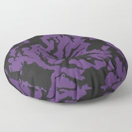 9 x 12 purp Floor Pillow
