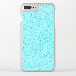 Clara Clear iPhone Case
