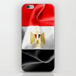 Egypt Flag iPhone Skin