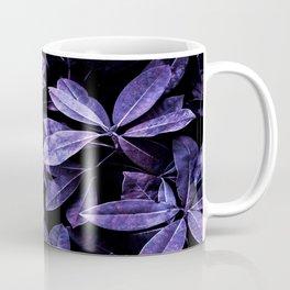 Stillness, Botanical Plants Leaves Coffee Mug