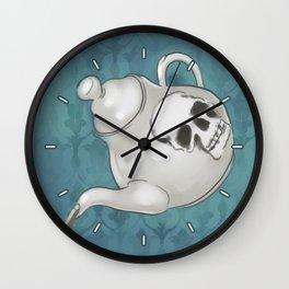 Johnlock Teatime Wall Clock