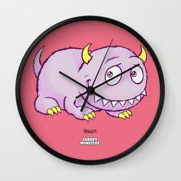 Blobhorn Wall Clock