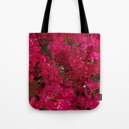 Pink Brillance Tote Bag