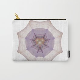 Webbed Heart Carry-All Pouch