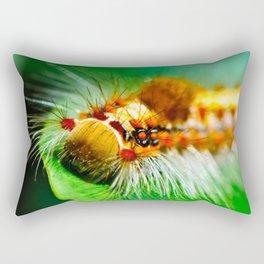 Agent Orange San Rectangular Pillow