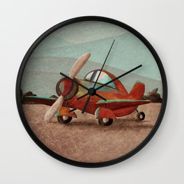 Adventure Air Wall Clock