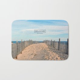 Cape Henlopen - Delaware Beaches.  Bath Mat