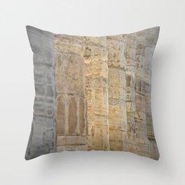 Cape Sounio 6 Throw Pillow
