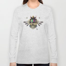 The  Television Will Not Be Revolutionised! Long Sleeve T-shirt
