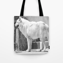 Old Man Lakota Tote Bag