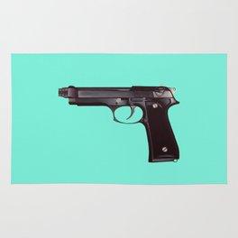 Shoot Something Rug
