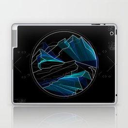 Blue Latitude Laptop & iPad Skin