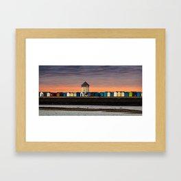 Brightlingsea Essex, England Framed Art Print
