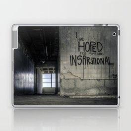 Drayton - Things Hoped For Laptop & iPad Skin