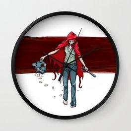 Reds' Revenge Wall Clock