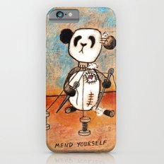 Mend Yourself iPhone 6s Slim Case