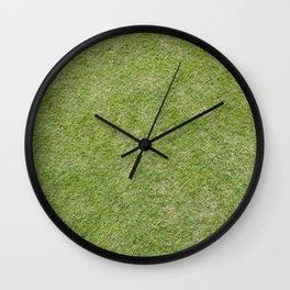 Lawn Wall Clock