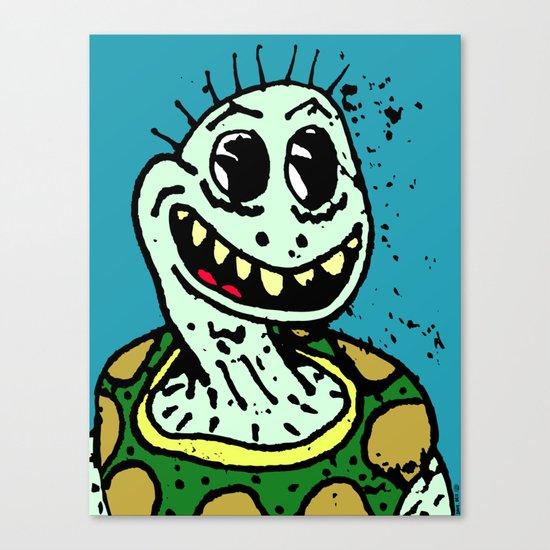 A TORTOISE. Canvas Print