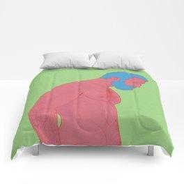 I see Comforters