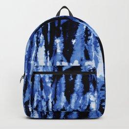 Blue Shibori Z Backpack