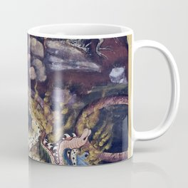 Umar Defeats a Dragon Coffee Mug
