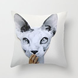 Fab Throw Pillow