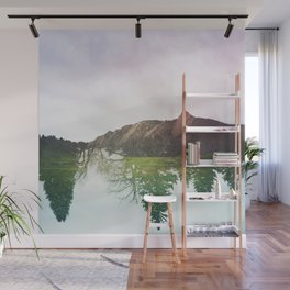 DOUBLE TAKE Wall Mural