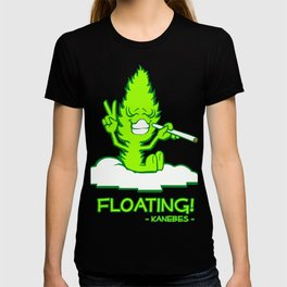 Floating! - Kanebes - T-shirt