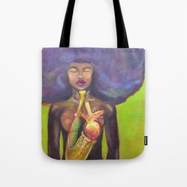 The Jazzsinger Tote Bag