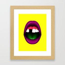 Neide Framed Art Print