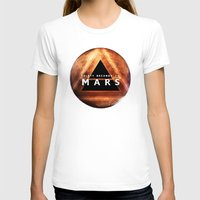 30 seconds to mars T-shirts featuring 30 Seconds to Mars by AshThePixster