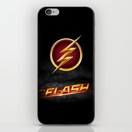 The Flash Inside iPhone Skin