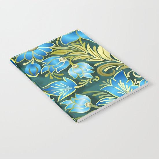 Shabby flowers #15 Notebook