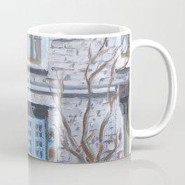 Montreal Blue Door Coffee Mug