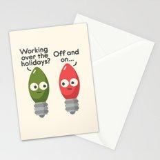 Seasonal Employment Stationery Cards