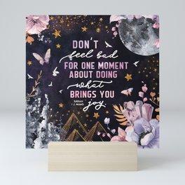 Sarah J Maas - ACOTAR Mini Art Print
